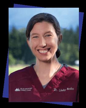 Dr.  Lindsy Bevins, CVMA